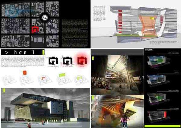 Đồ án Thiết kế nhanh Truyền thống 2012 - ĐHKT TP.HCM